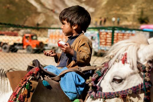 Srinagar-Leh Ladak, India
