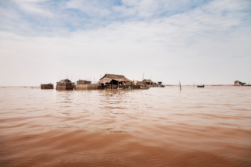 Tonle Sap, Cambodia