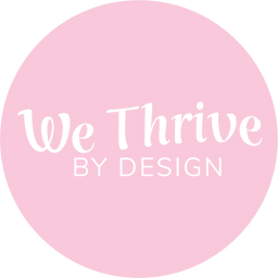 WeThrivebyDesign Logo