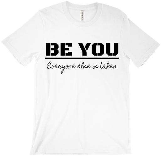 Be you everyone else is taken