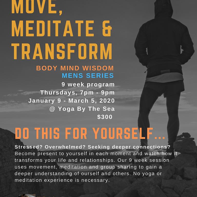 Move, Meditate & Transform
