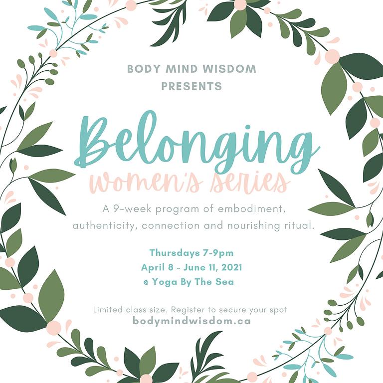Belonging: women's series