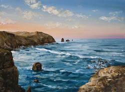Soft Morning Seascape