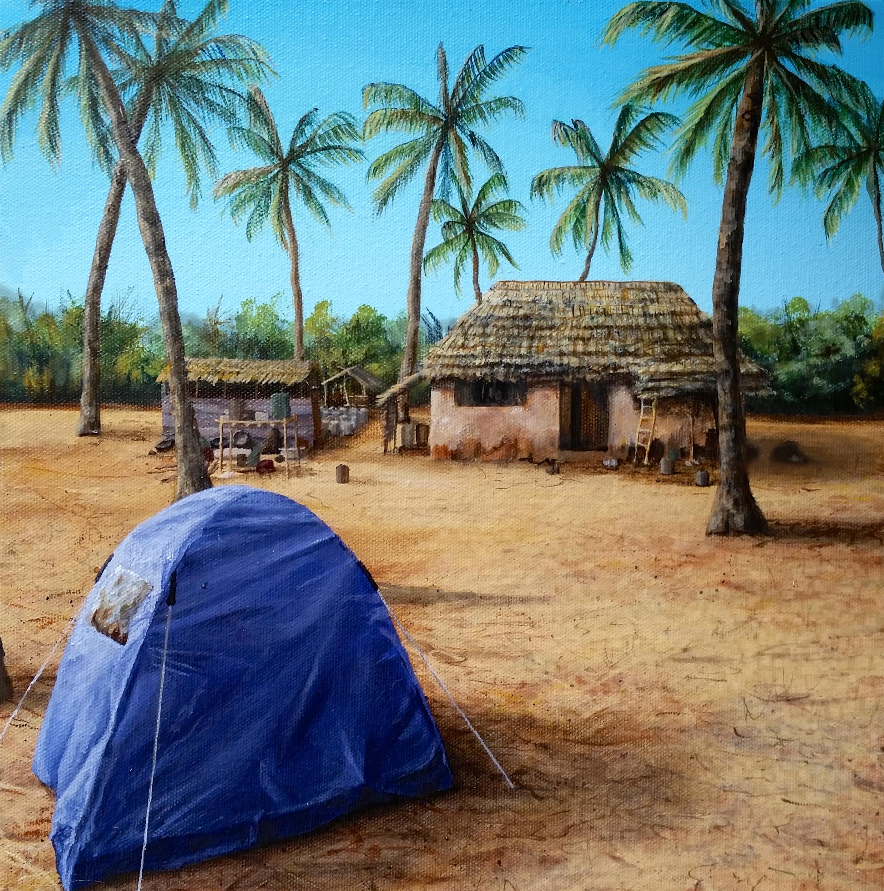 Tanzanian Camp