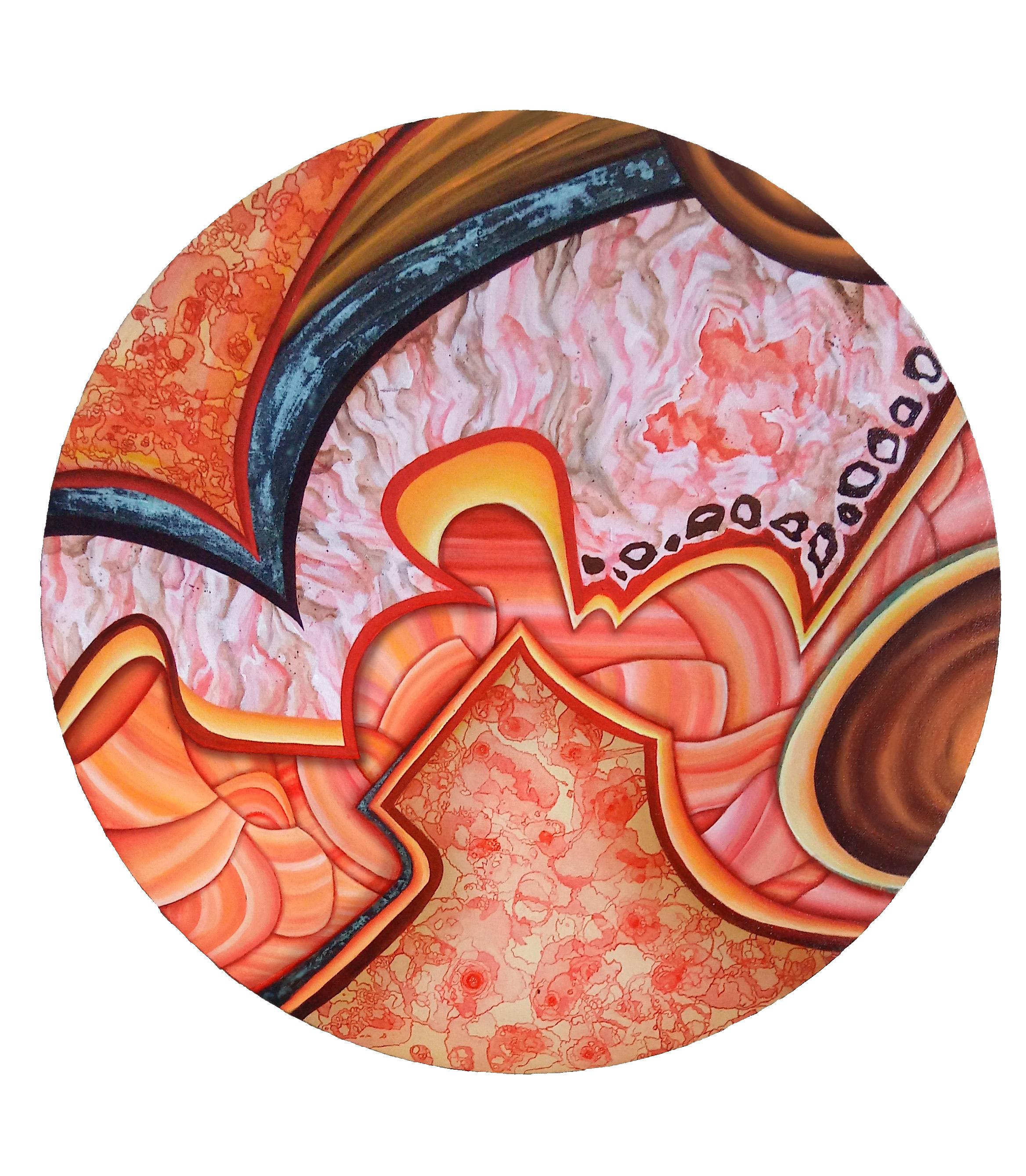 Agate Mandala