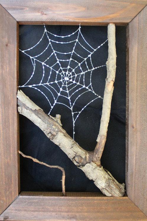 Dewy Spiderweb (No. 1)