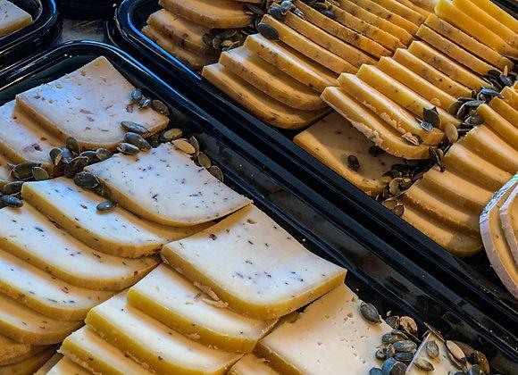 Plateau Raclette (fromage uniquement)