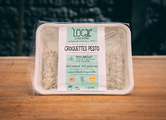 Croquettes Pesto