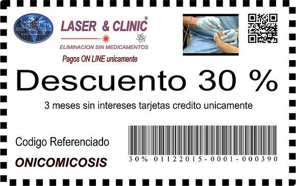 ONICOMICOSIS - 30 % DESCUENTO Y MSI SIN INTERESES