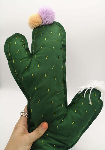 cactus-cushion-childrens-party-hunter-ga