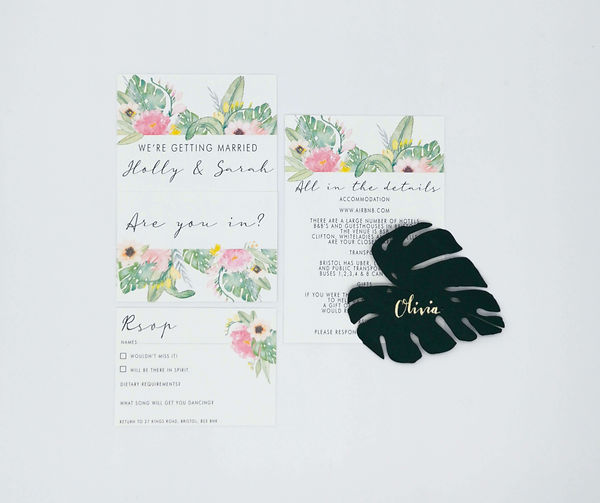 tropical-wedding-invite-hunter-gathering