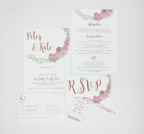 florals-wedding-invite-hunter-gatherings