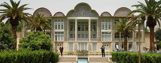 Historiske hovedsteder i Iran