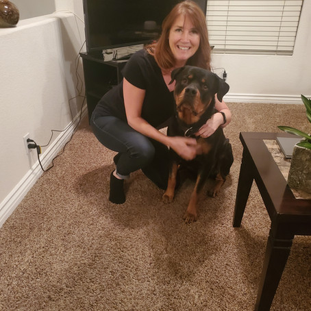 Max#2 has been Adopted!