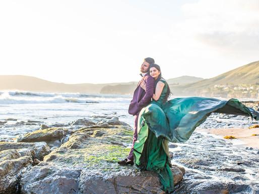 Pismo Beach Photographer | Engagement Photos