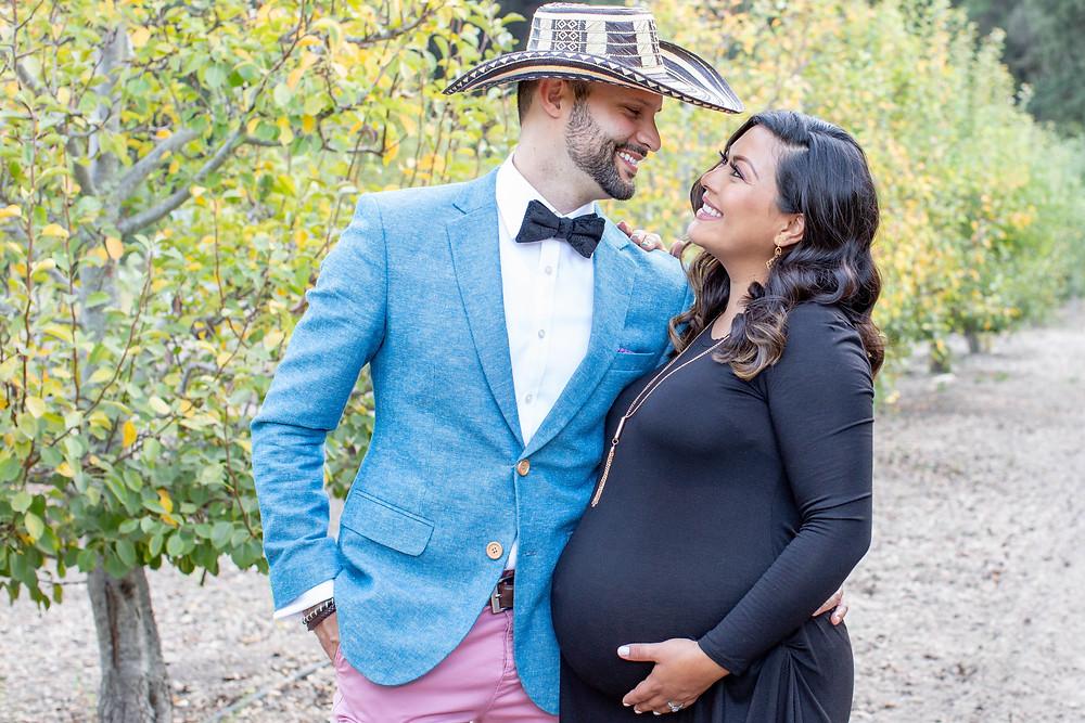 San Luis Obispo Maternity Photography