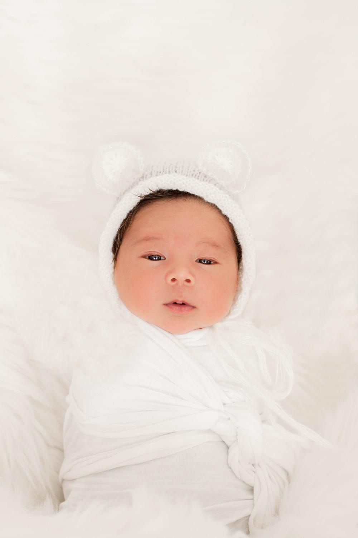 San Luis Obispo Newborn Photographer