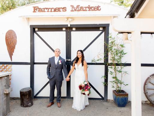 Ferrari Wedding | Birchwood Gardens  | Nipomo, Ca.