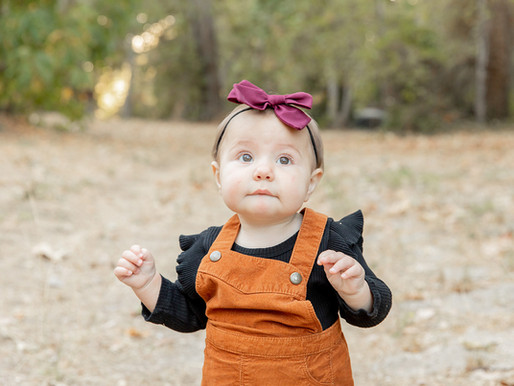 Fall Family Minis | Arroyo Grande, Ca | Central Coast Ca Photography
