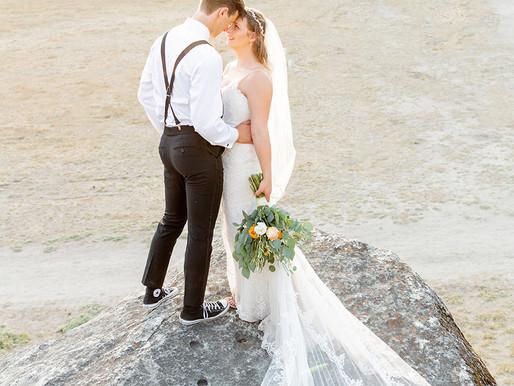 Mr. + Mrs. Noah Richardson  | Arroyo Grande, Ca Wedding