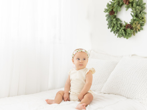 The First Year Membership | Pismo Beach Photographer | Babies First Year