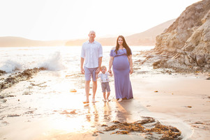 Pismo Beach Maternity Session | Central Coast Photography