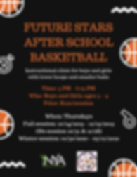 Future stars after school basketball (1)