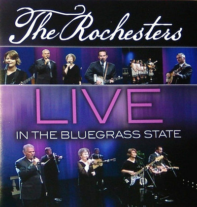 DVD - Live In The Bluegrass State