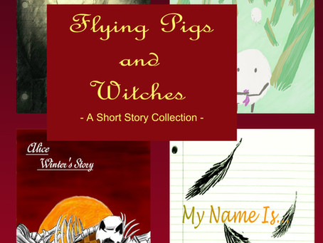 Flying Pigs & Witches is on Sale!