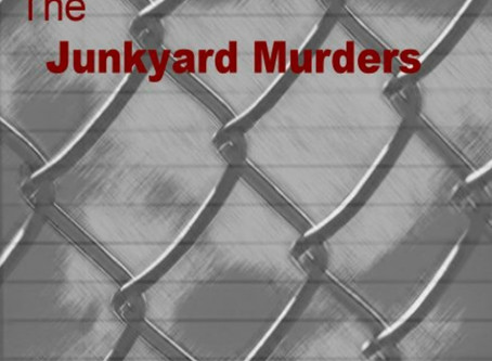 The Junkyard Murders is Now on Kindle Unlimited