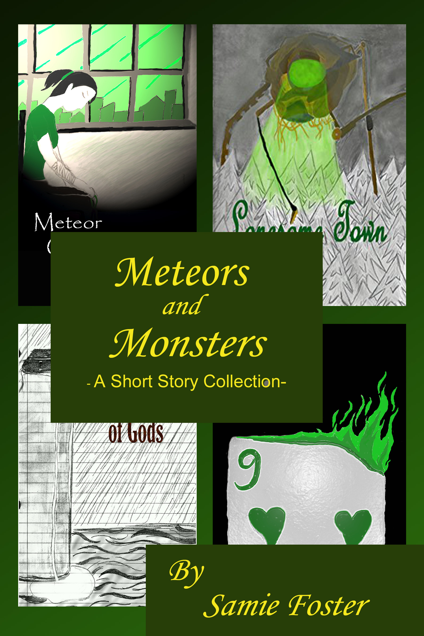 Meteor & Monsters