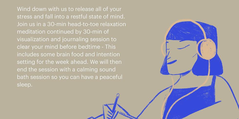 Mental Reflect & Reset (An Evening Online Workshop)