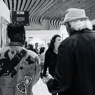 expo au Carrousel du Louvre (Paris)