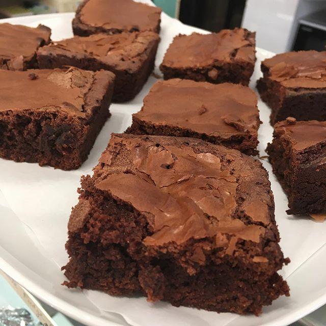 Delicious, gooey & chocolates yumminess