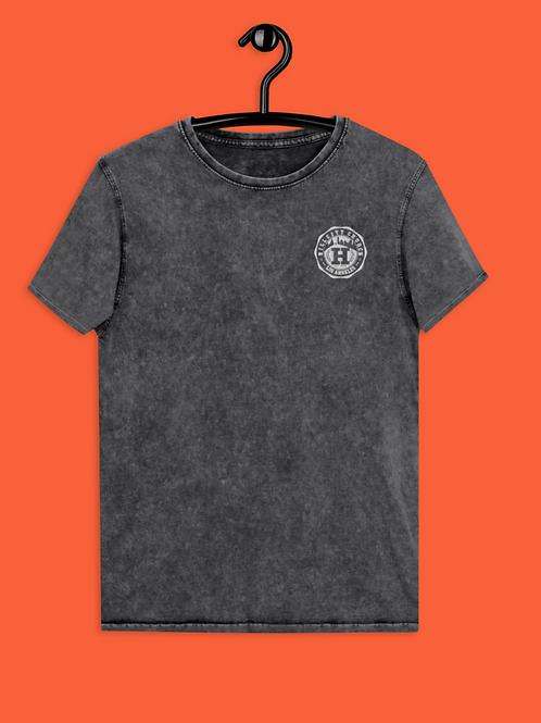Unisex Stone wash Hill City Shirt