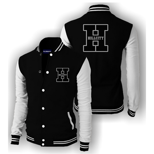 Hill City Varsity Jacket