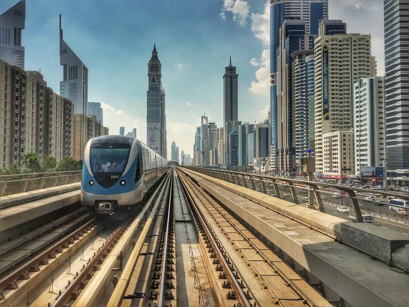 Metro Skyline