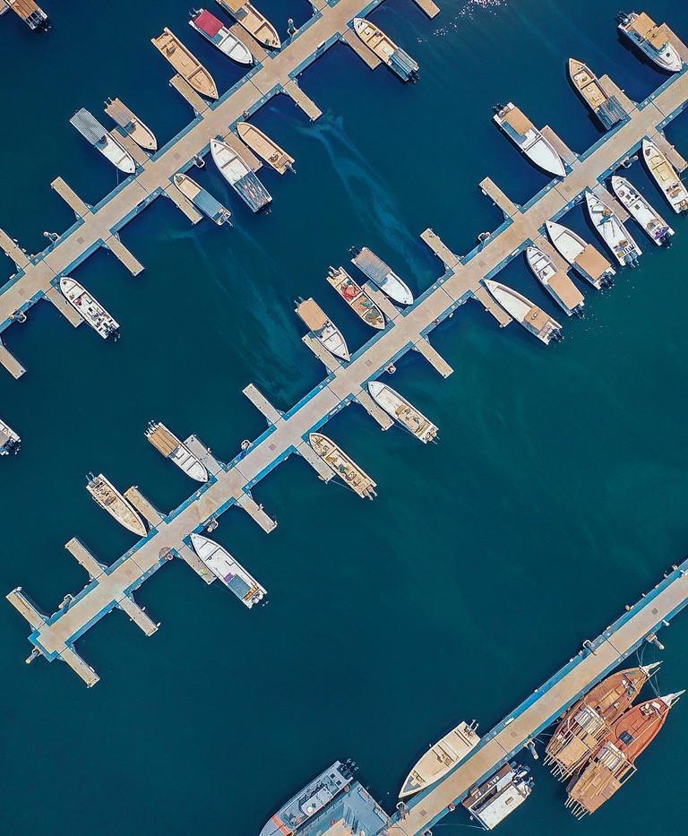 Fishing Harbor Dubai