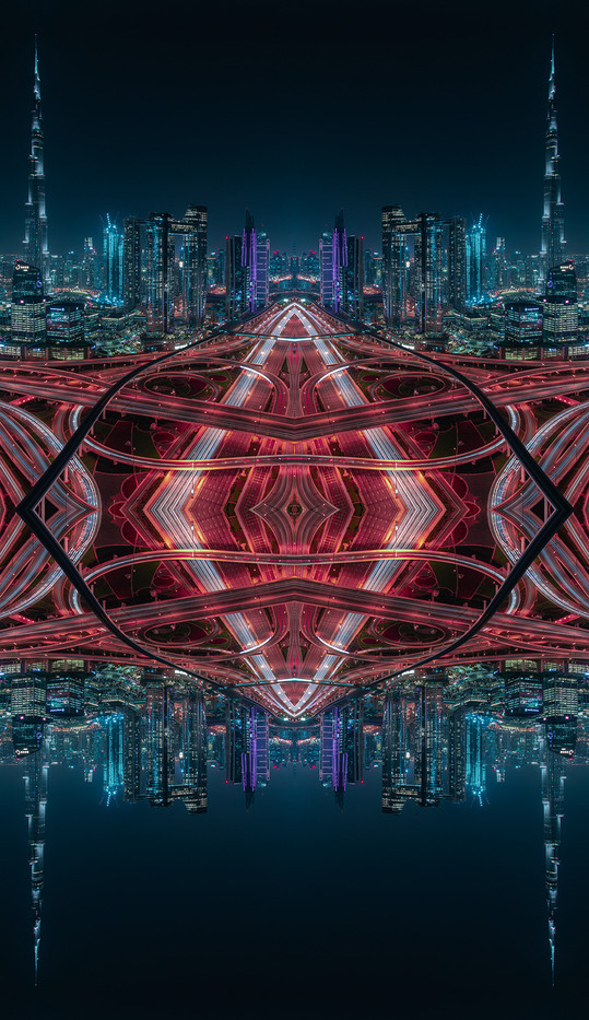 Kaleidoscope Dubai