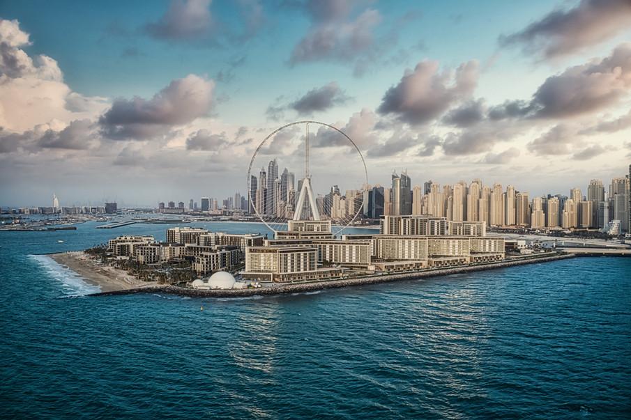 Blue Waters Dubai