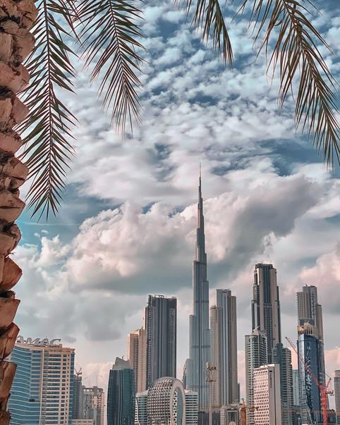 D3 Skyline Dubai