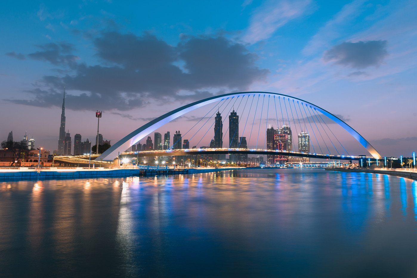 Tolerance Bridge Dubai