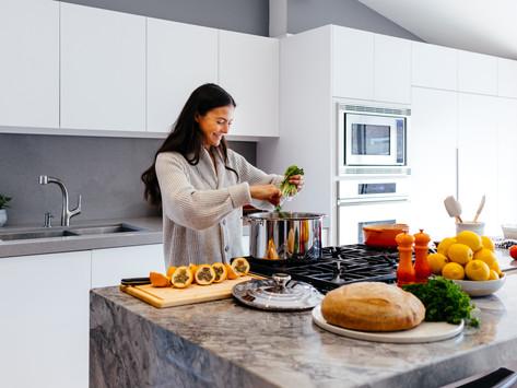 ¿Por qué cocinar tus alimentos con agua purificada?