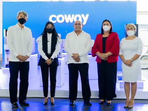 COWAY participa en evento INFOTEP donde se destacan avances tecnológicos