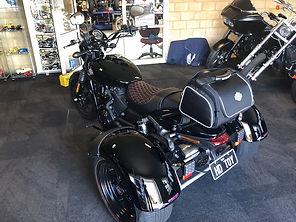 TC Harley TC Street 500 Trike