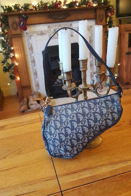 Christian Dior  LITTLE SADDLE BAG
