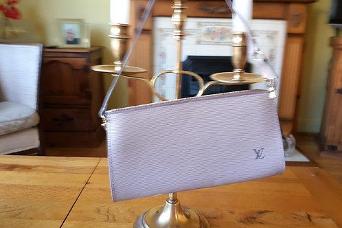 Louis Vuitton Epi leather pochette S O L D