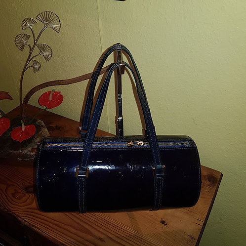 Louis  Vuitton Vernis  Bedford Barrel  SOLD