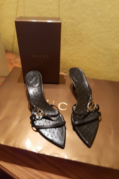 AUTHENTIC GUCCI SANDALS  S O L D