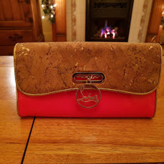 Christian Louboutin  Riviera Clutch Bag  SOLD